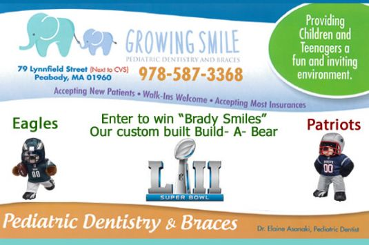 Pediatric Dentist and Braces in Peabody MA Gowing Smiles