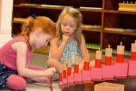 Preschool to second grade north of Boston. Notre Dame Children's Classes